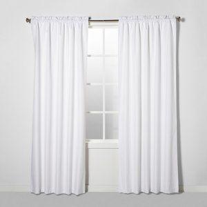 Braxton Blackout Window Curtain Panel